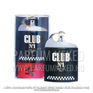 New Brand Club N1