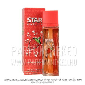 Star Nature - Eper illat EDT 70ml
