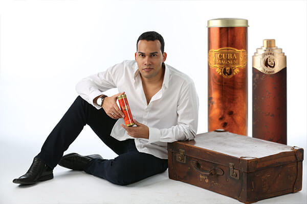 Cuba Parfüm Férfi illat