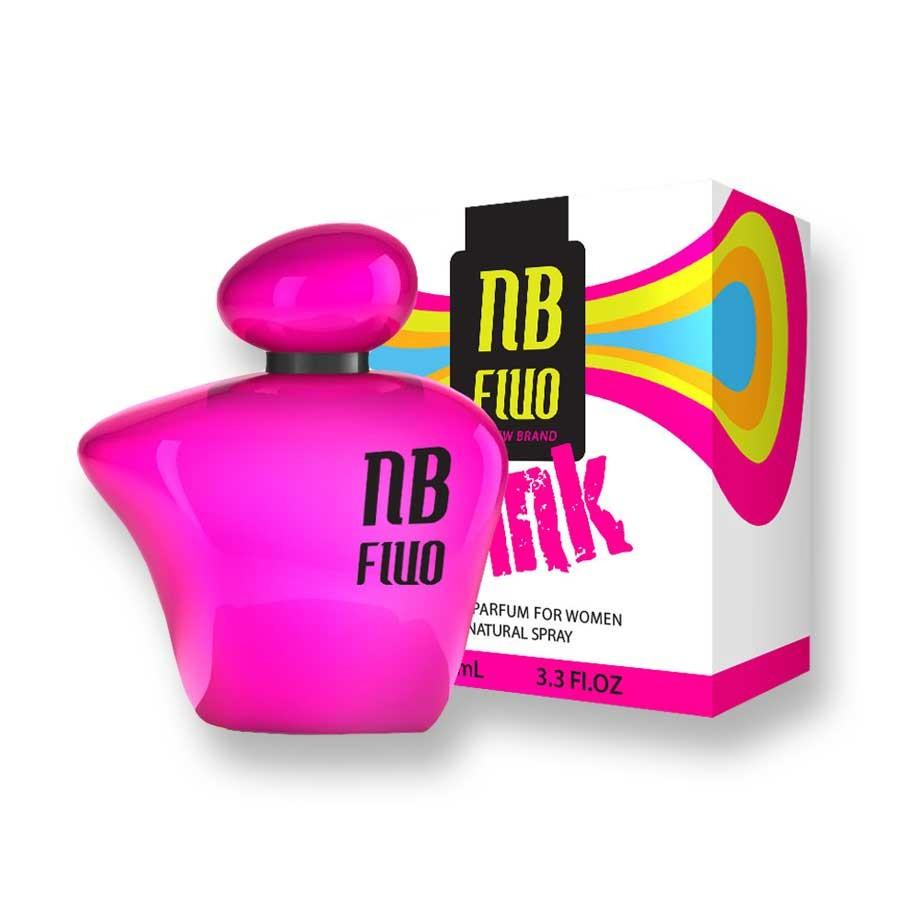 New Brand Fluo Pink 100ml EDP