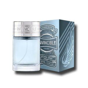 New Brand - Invincible 100ml EDT - Parfüm Neked