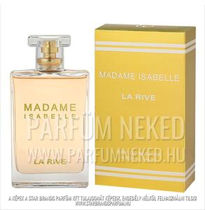 La Rive Madame Isabelle 90ml Eau De Perfume Női illat