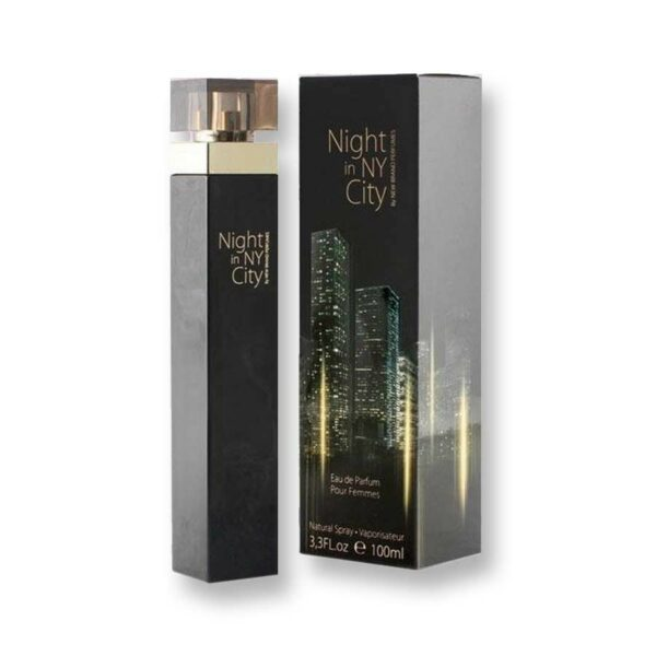 New Brand Night in New York City 100ml EDP