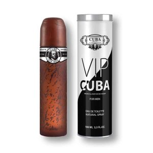 Cuba V.I.P. Men Eau De Toilette 100ml