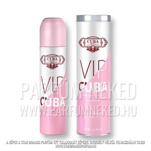 Cuba V.I.P. Eau De Perfume 100ml