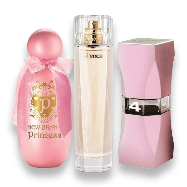 New Brand - Delicious - Silence - Princess - 300 ml Elegancia