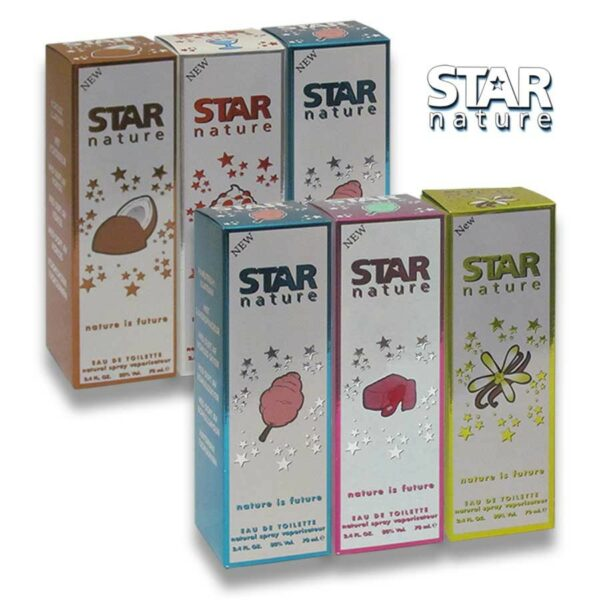 Best of Star Nature 420ml EDT 6 x 70ml
