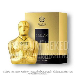 Chic and Glam Oscar Men