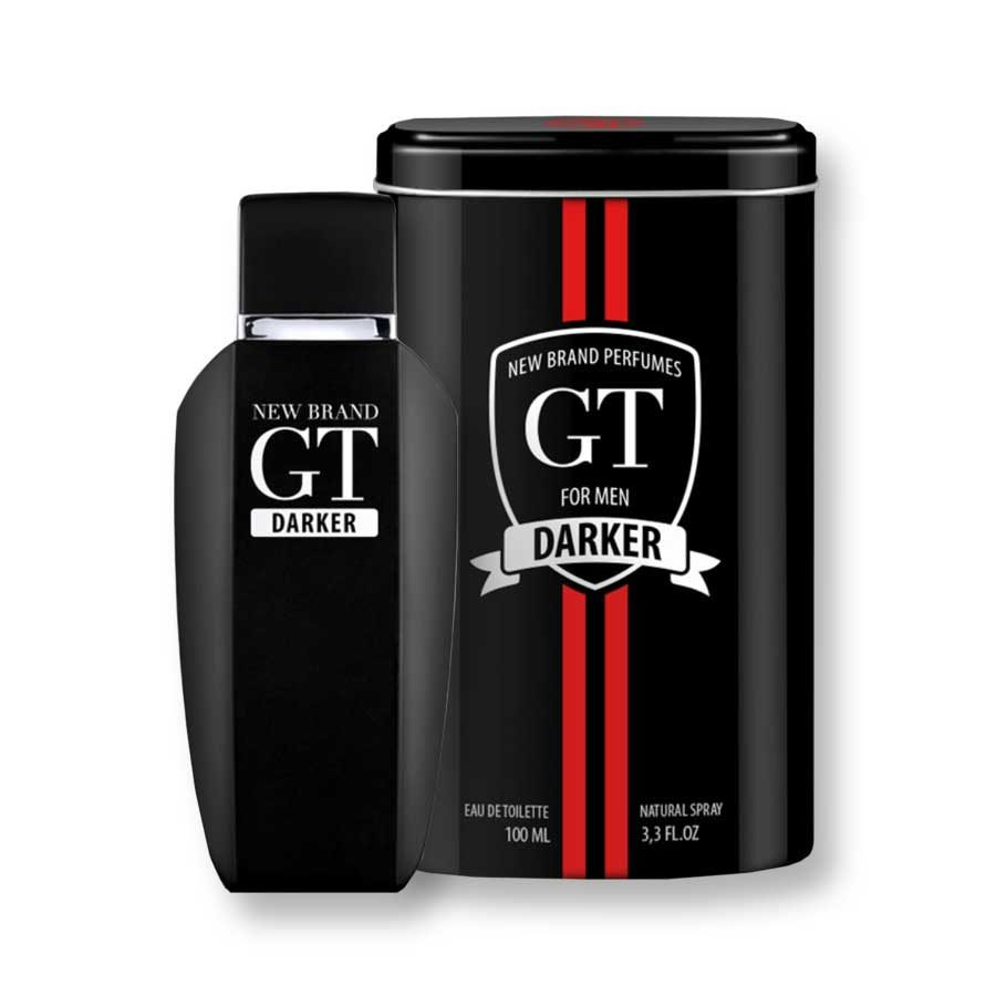 New Brand GT Darker 100ml EDT