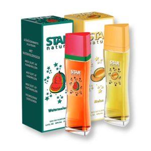 Star Nature Sárgadinnye és Görögdinnye illatok 70ml EDP - Parfüm Neked